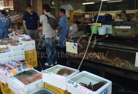 【ズワイガニ・タラバガニ】カニ通販も営む美味し老舗カニ屋に直撃取材