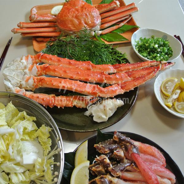 【三大蟹の人気通販商品】カニ姿、カット済、生カニなど人気のカニ商品は?