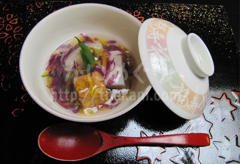 京都祇園「岩元」の炊きあわせ