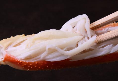 ズワイガニ料理
