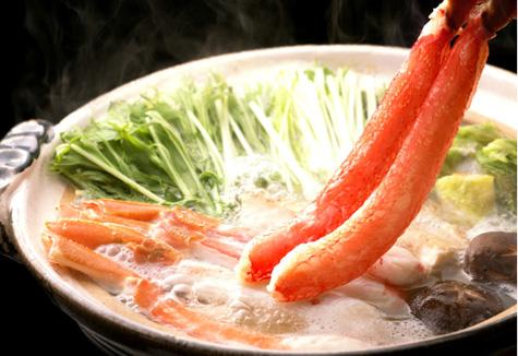 北釧水産のずわいポーション鍋